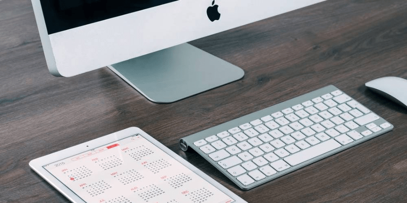 the different forms of schedule makers