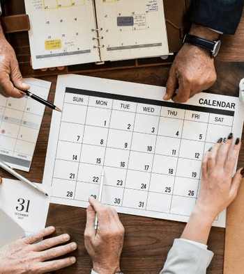 why you need to use a daily schedule template for your restaurant